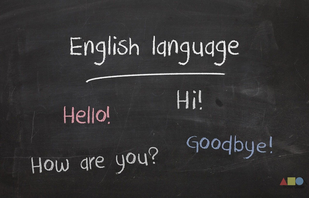 How to start a conversation in English at work