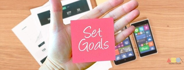 Set realistic goals for your business