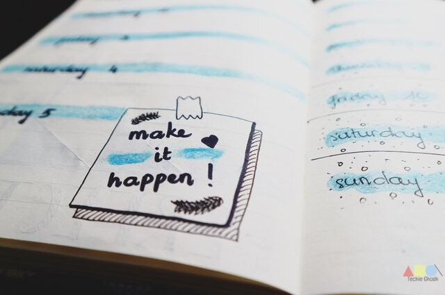The Role of Planning in Achieving Your Goals